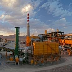 احداث کارخانه دو میلیون تنی تولید  کنسانتره زرند